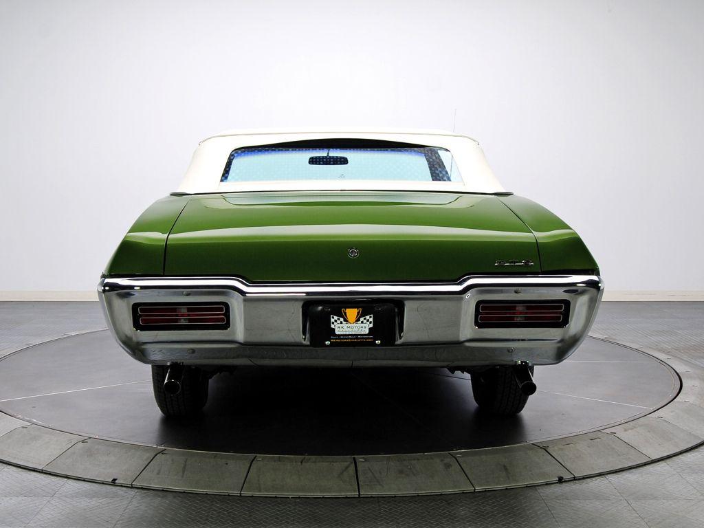 Cabriolet GTO 1968