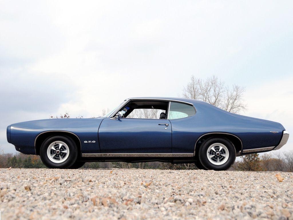 Coupé GTO 1969