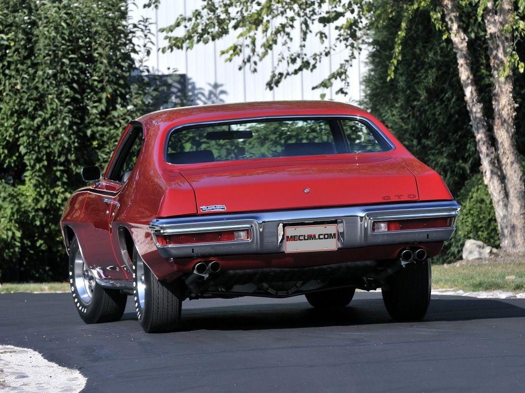 Coupé GTO 1970