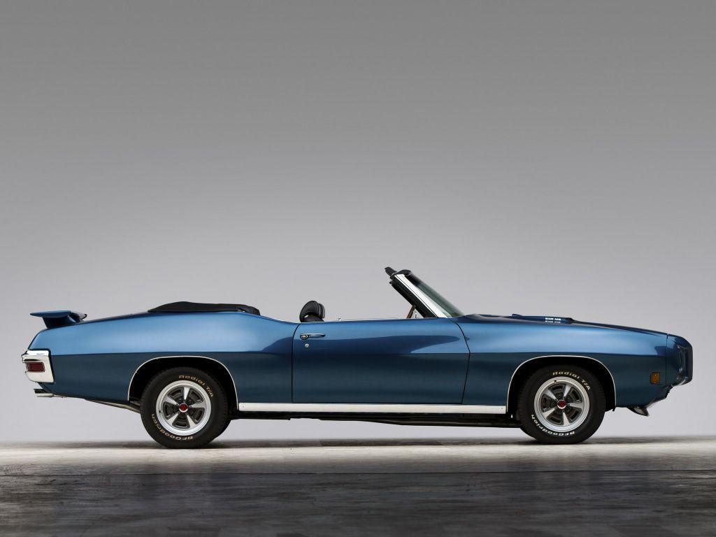 Cabriolet GTO 1970