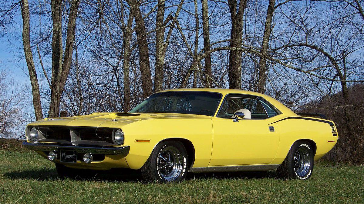 1970 Plymouth 'Cuda 383