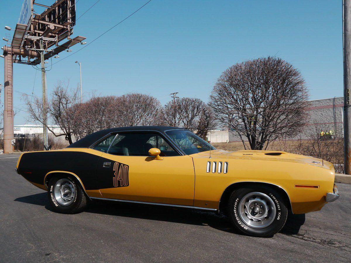 1971 Plymouth 'Cuda 340