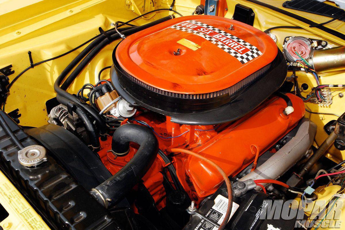 1971 Plymouth 'Cuda 440 Convertible