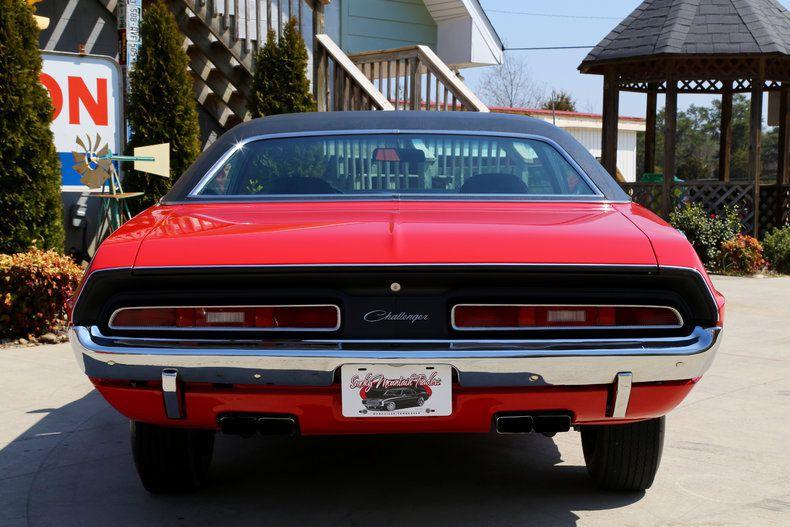 1971 Dodge Challenger R/T 383 Magnum