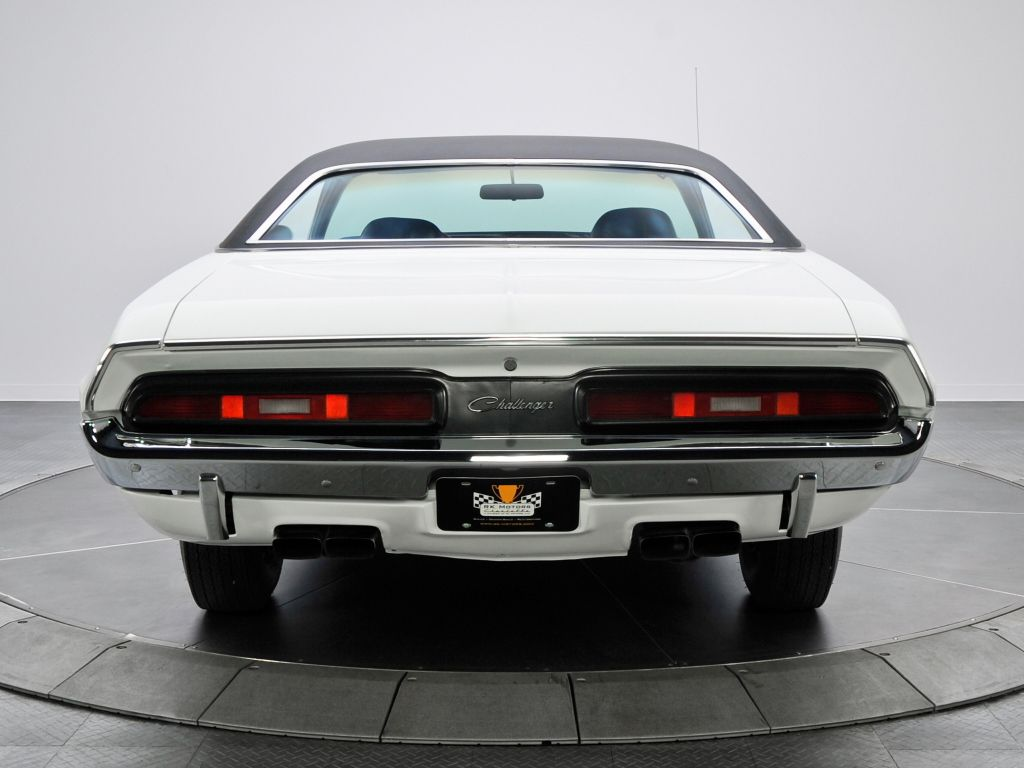1971 Dodge Challenger R/T 340 Magnum