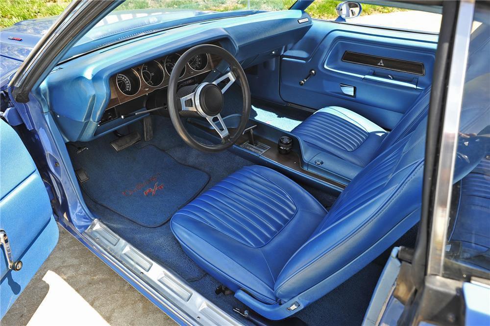 1971 Dodge Challenger R/T 383
