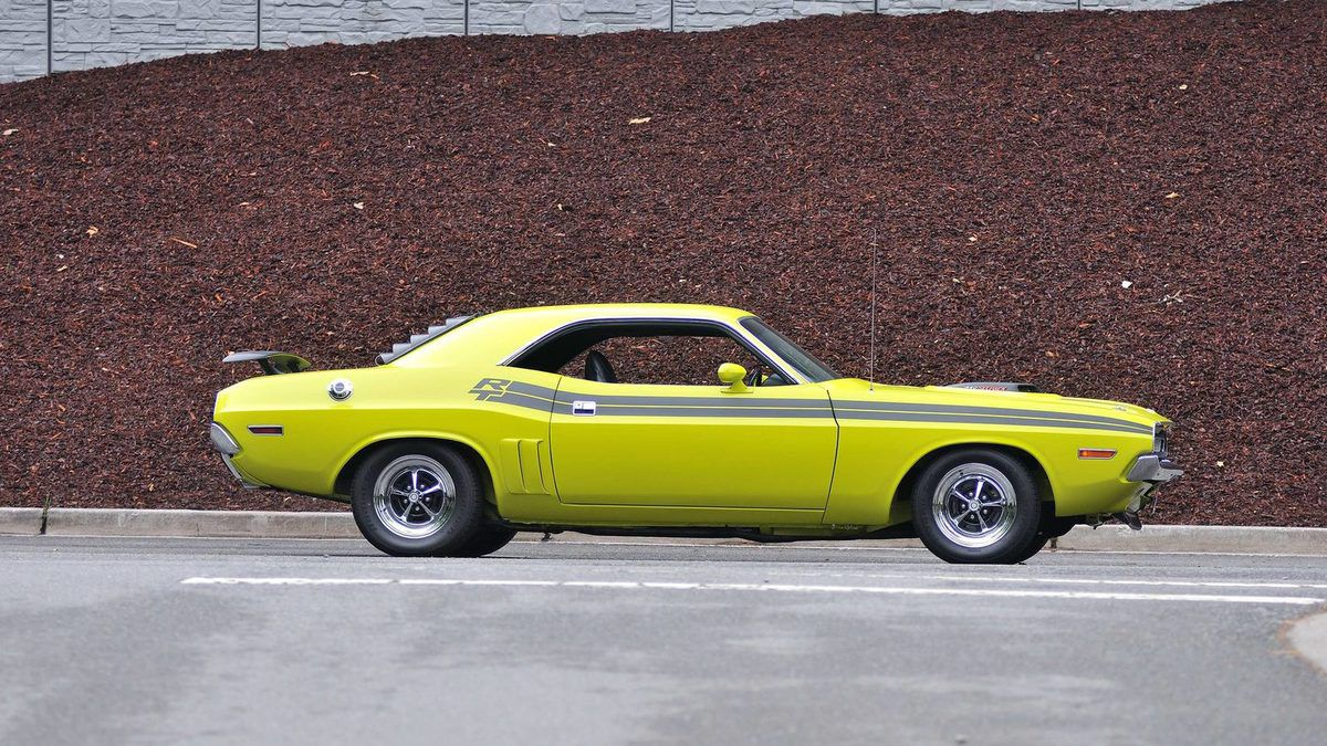 1971 Dodge Challenger R/T 440 six pack
