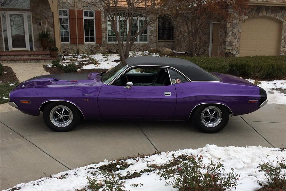 1970 Dodge Challenger R/T 440 Six Pack