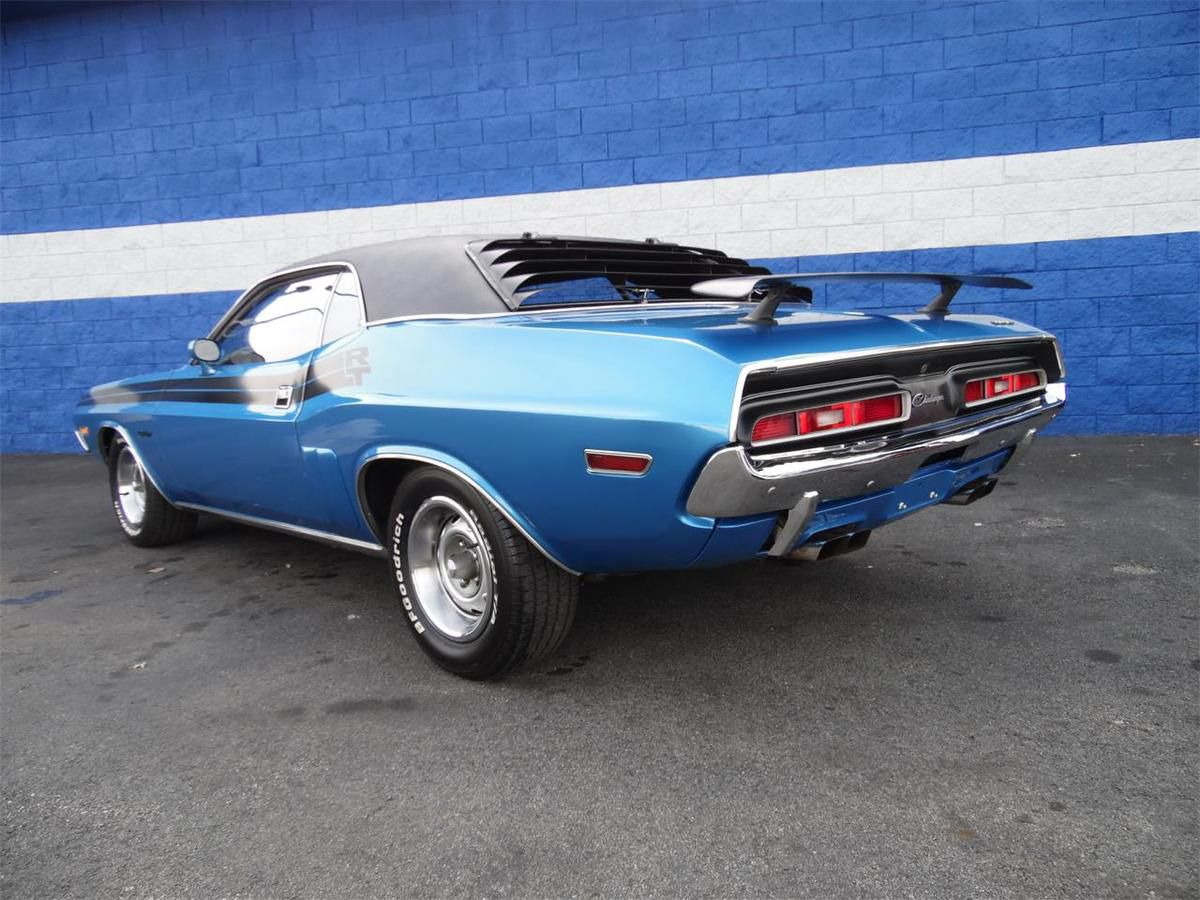 1971 Dodge Challenger R/T 426 Hemi