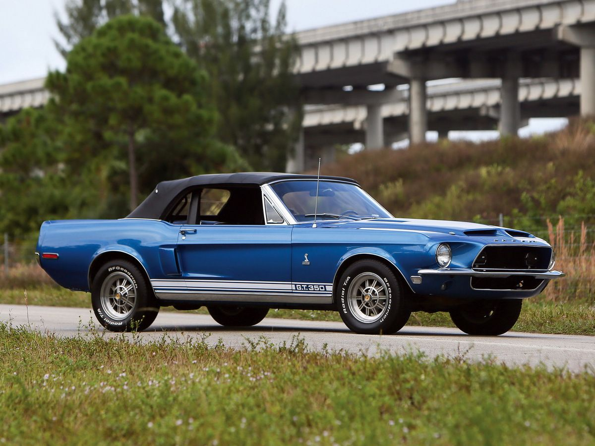 Shelby GT350 1968
