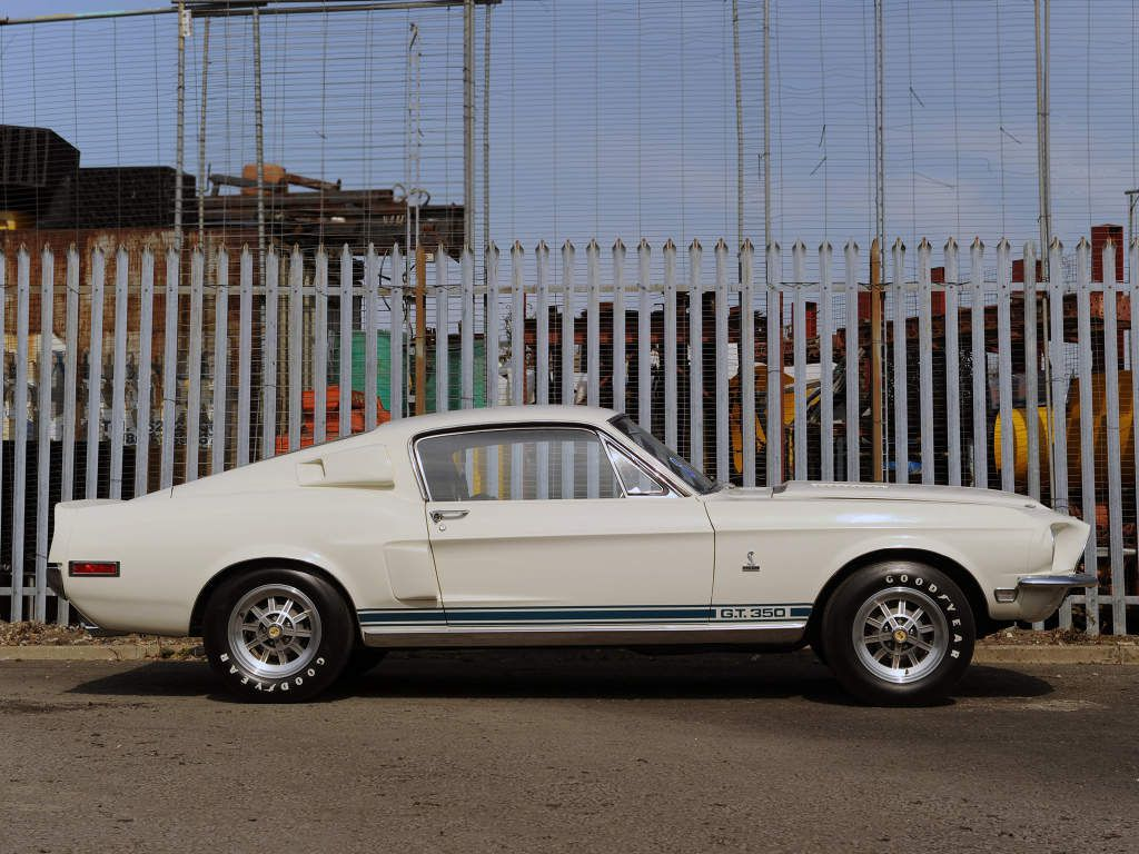 Shelby GT350 1968 Convertible