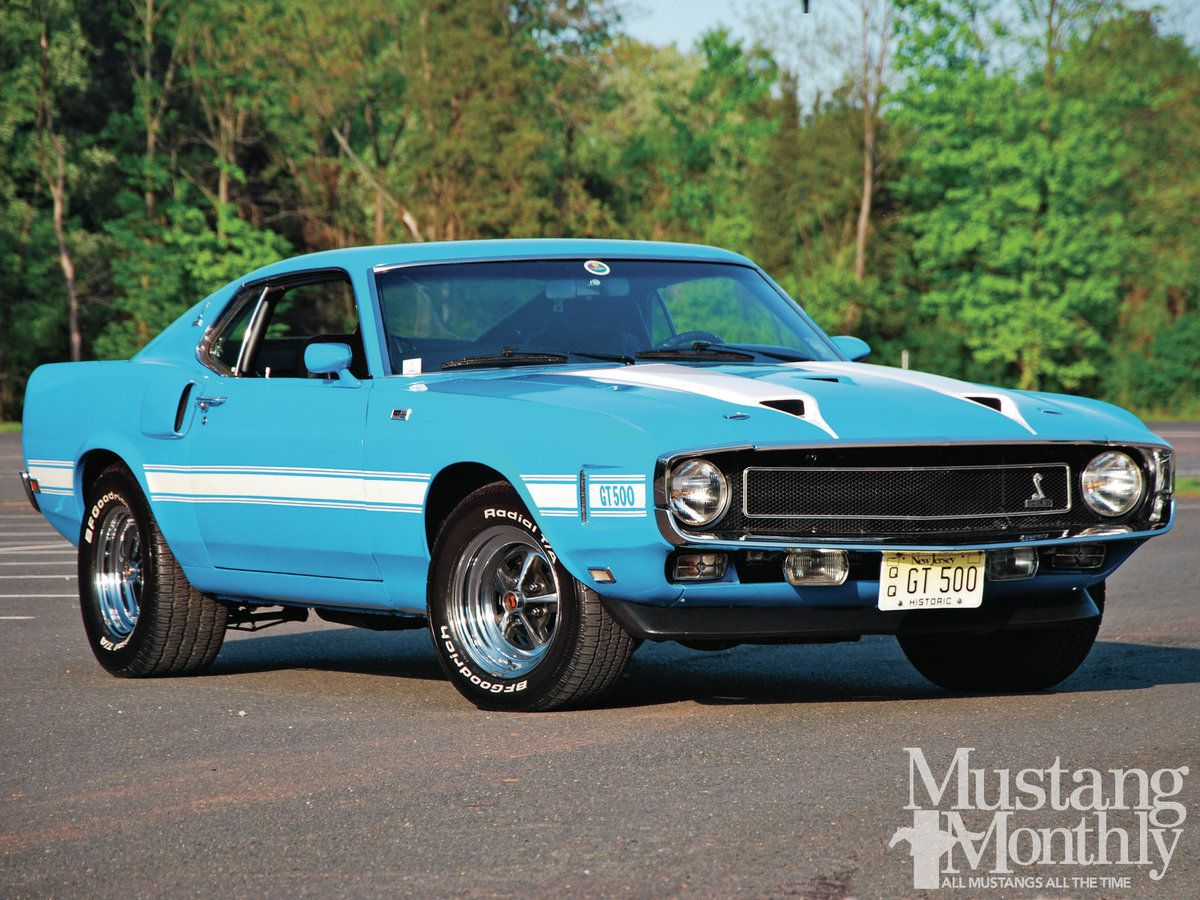 Shelby GT350 1970