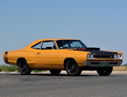 1969 Dodge Coronet Super Bee Six Pack A12 - American Muscle