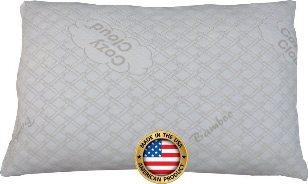 Bamboo pillow review