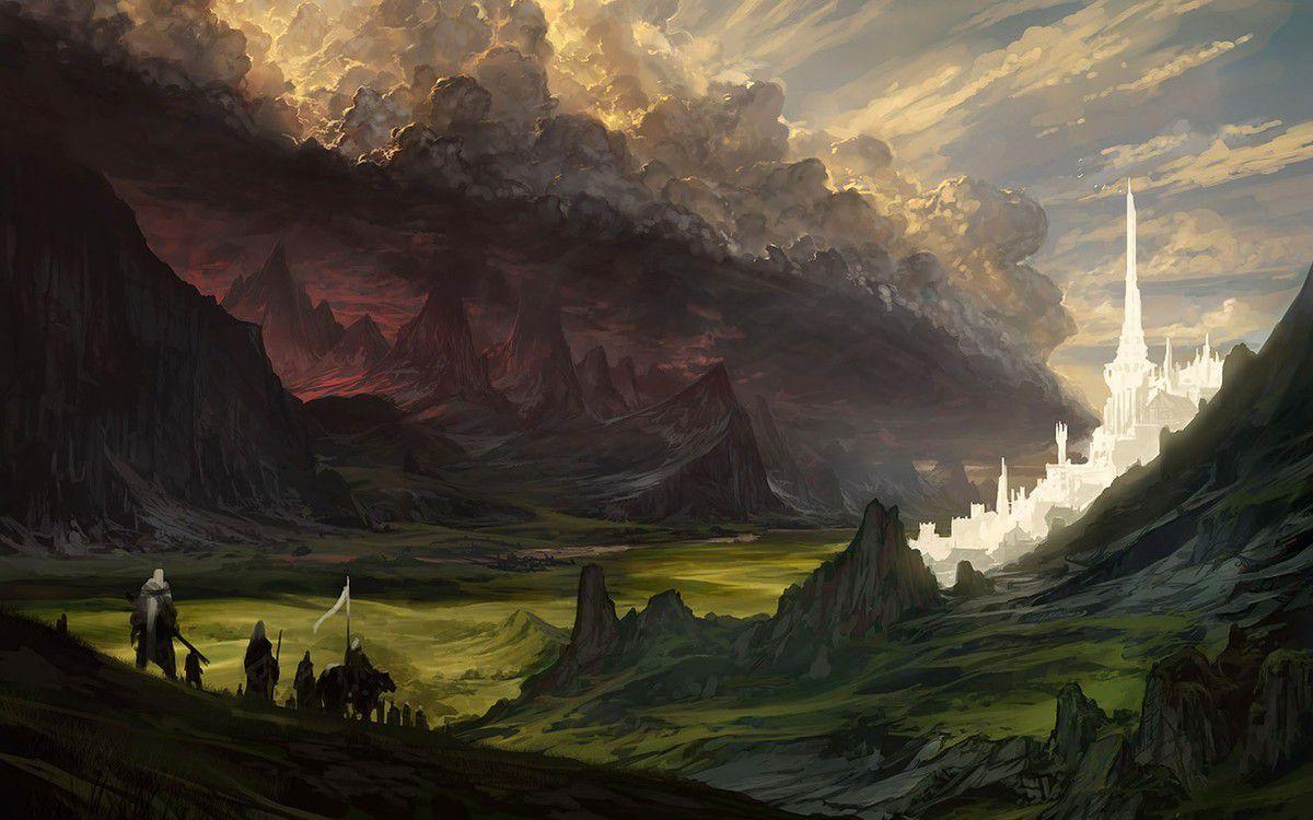 Minas Tirith, la cité des Rois