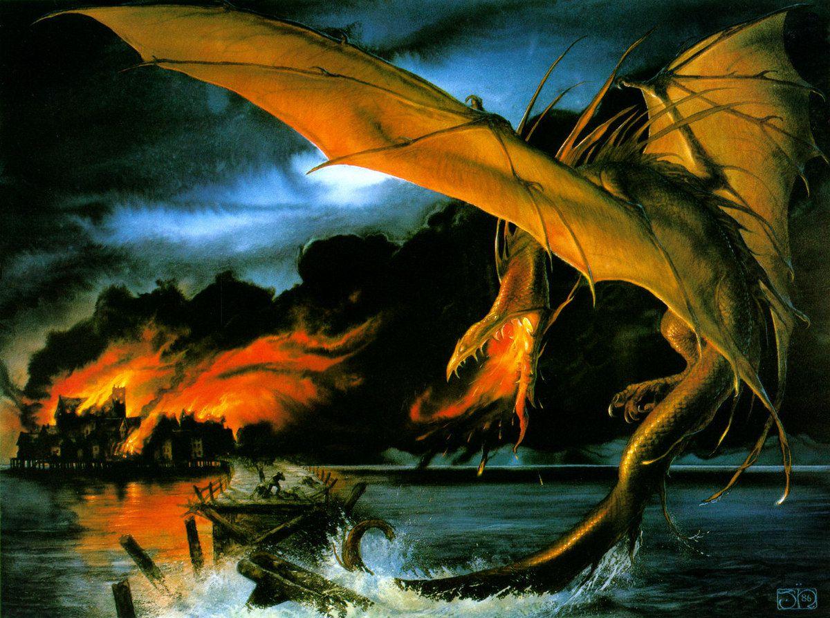 La Mort du Dragon