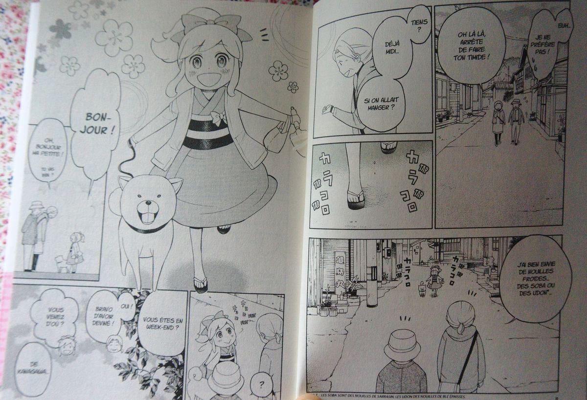 Le bonheur c'est simple comme un bento, Umetaro Aoi