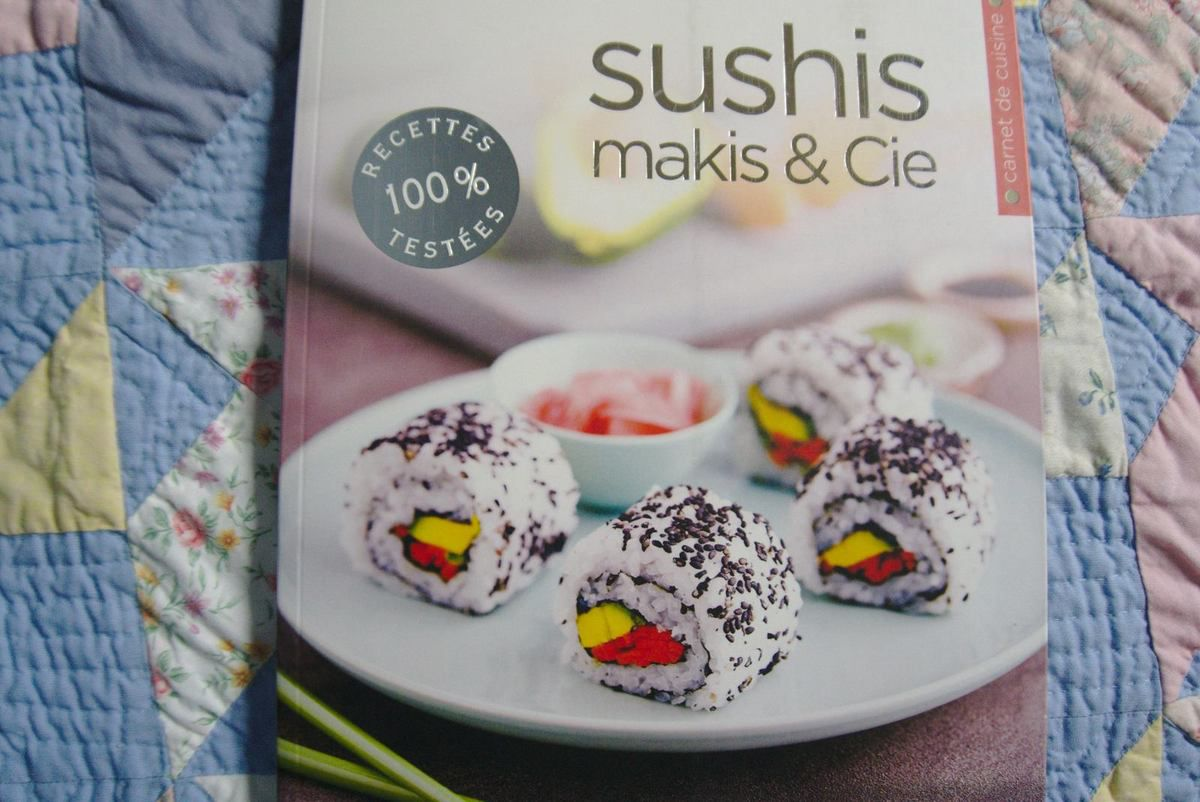 Sushis, makis et compagnie