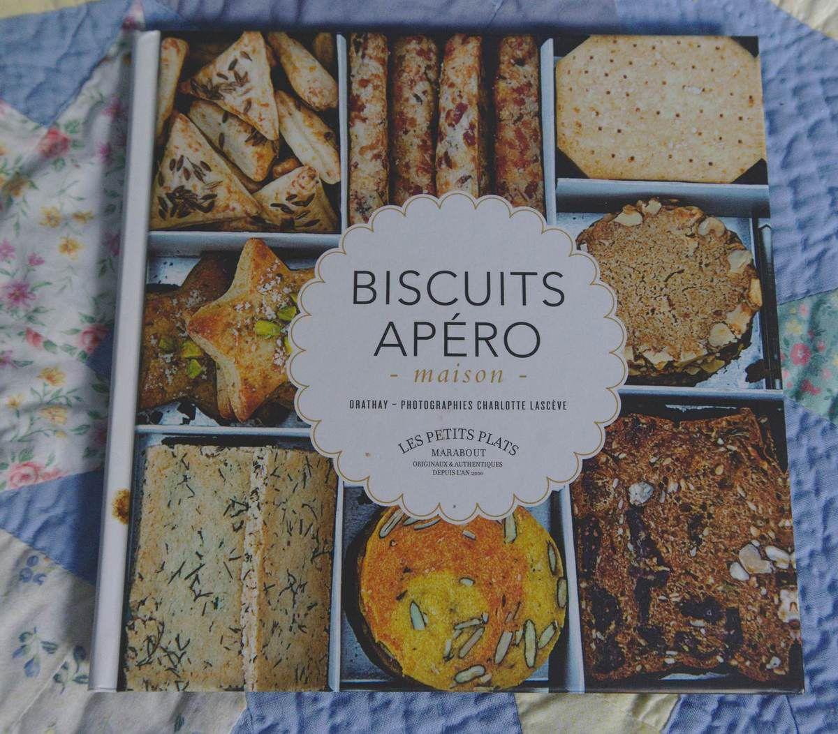 une ribambelle d'histoires, biscuits apéro maison, les petits plats marabout, torsades à la sauge