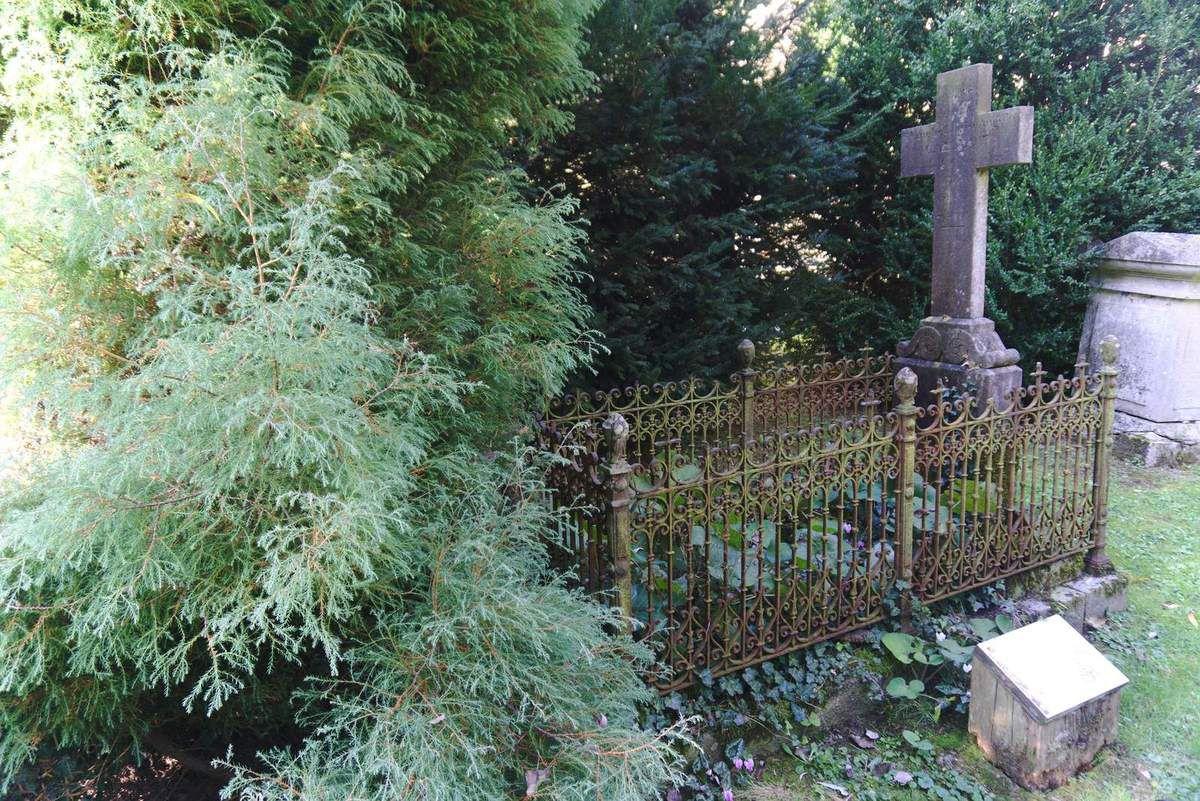 Le jardin de l'abbé Marie, Saint Germain de Livet, calvados
