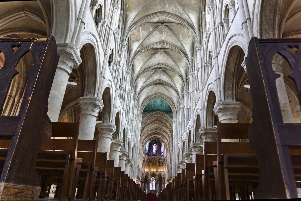 Cathédrale Saint-Pierre, Lisieux, calvados