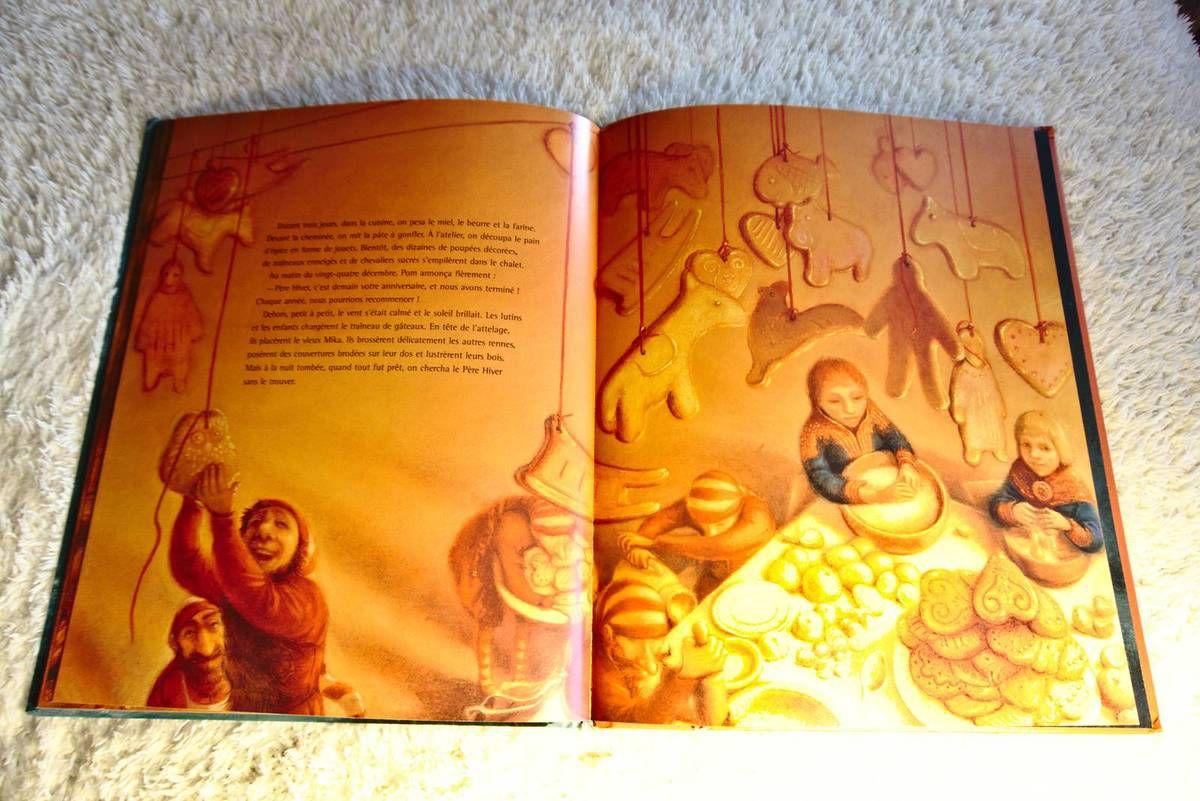Il était une fois le Père Noël,  Christine Palluy, Evelyne Faivre