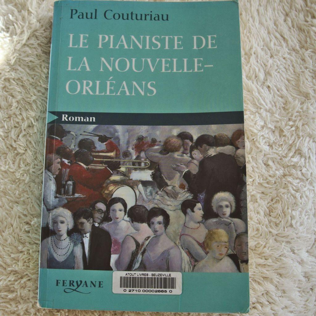 Le pianiste de la nouvelle-Orléans, Paul Couturier