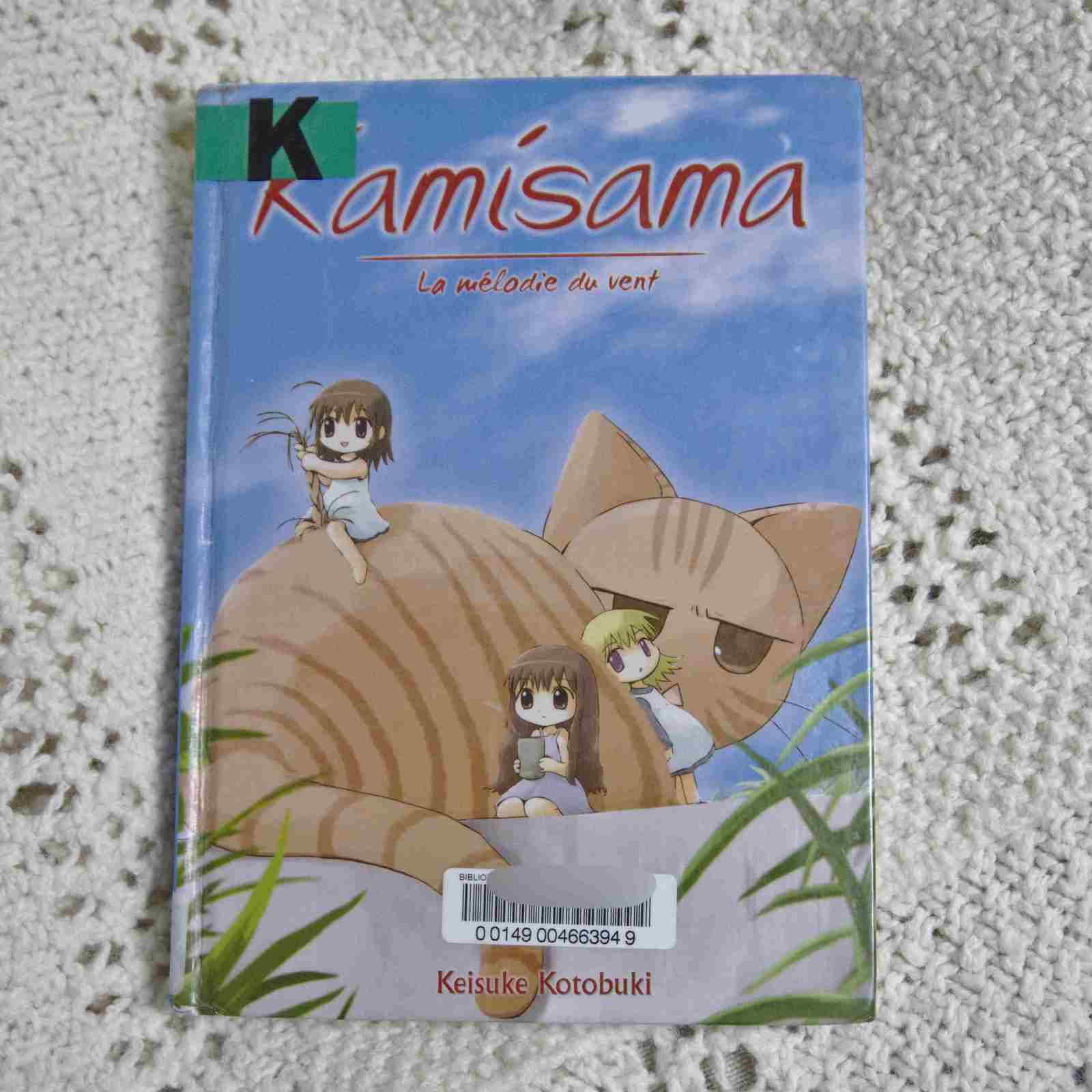 Kamisama, tome 1, la mélodie du vent - Keisuke Kotobuki