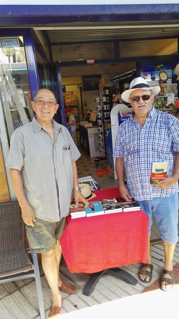 C'était le 13 juillet à Port-Vendres, ce sera le 20 juillet à Argelès-sur-Mer...