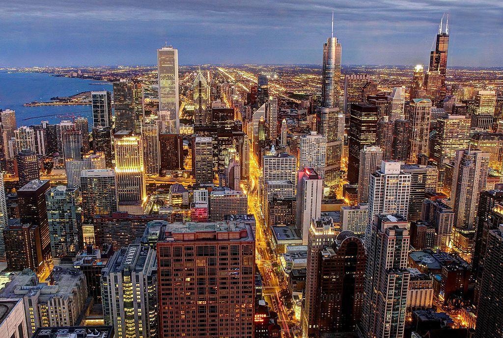 (Chicago, photo de Allen McGregor, 10/07/2012, www.flickr.com, wikipédia)