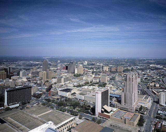 (San Antonio, Texas, photo de Carol Highsmith, 2005, wikipédia)