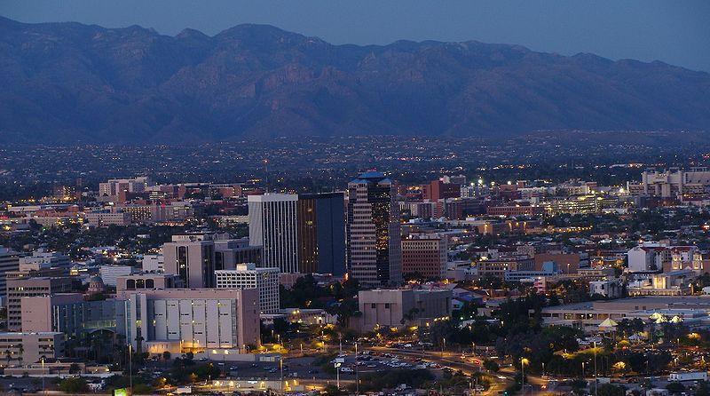 (Tucson, Arizona, photo de Zereshk, wikipédia)