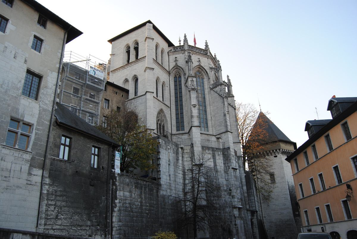Sainte -Chapelle de Chambéry (photo E. Coux)