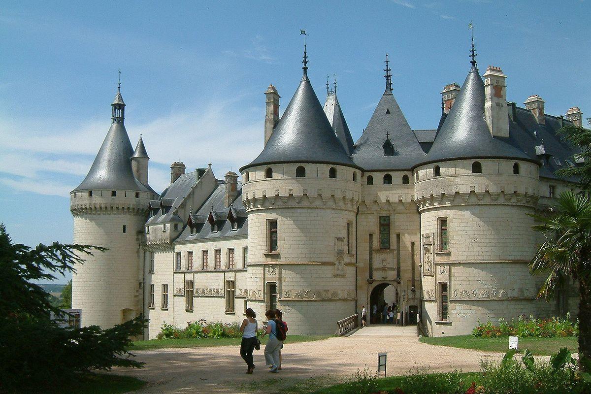 château de Chaumont-sur-Loire (photo Wikipédia)