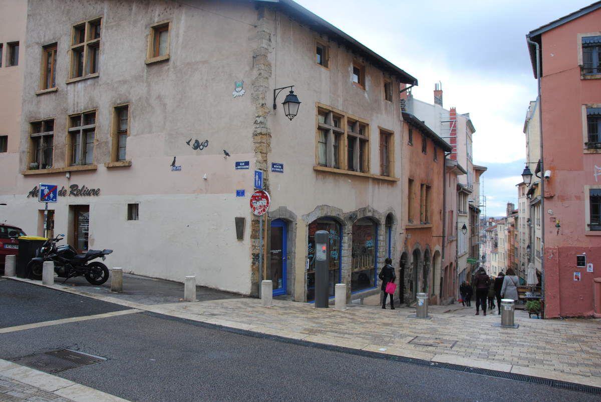 Montée de la Croix-Rousse (photo E. Coux)