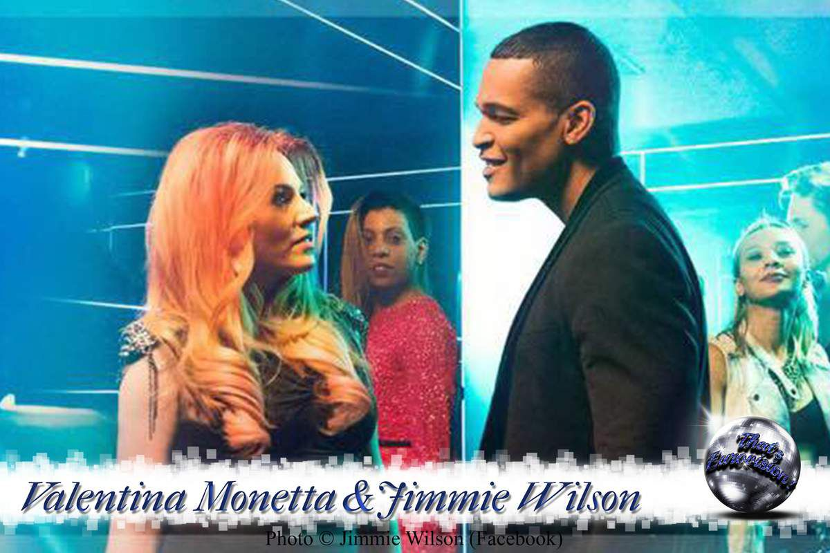 San Marino - Valentina Monetta & Jimmie Wilson (Spirit of the Night)