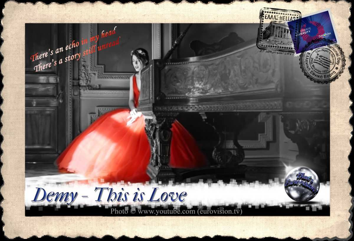 Greece - Demy (This Is Love) Lyrics