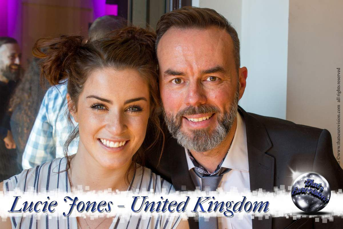 United Kingdom - Lucie Jones - Just Believe and Keep Going!