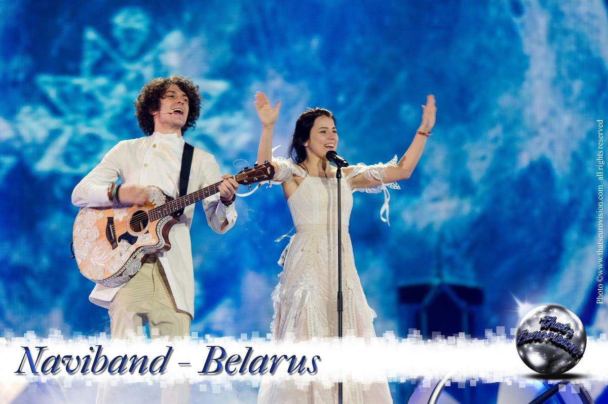 From Kiev with Love - Naviband - Belarus