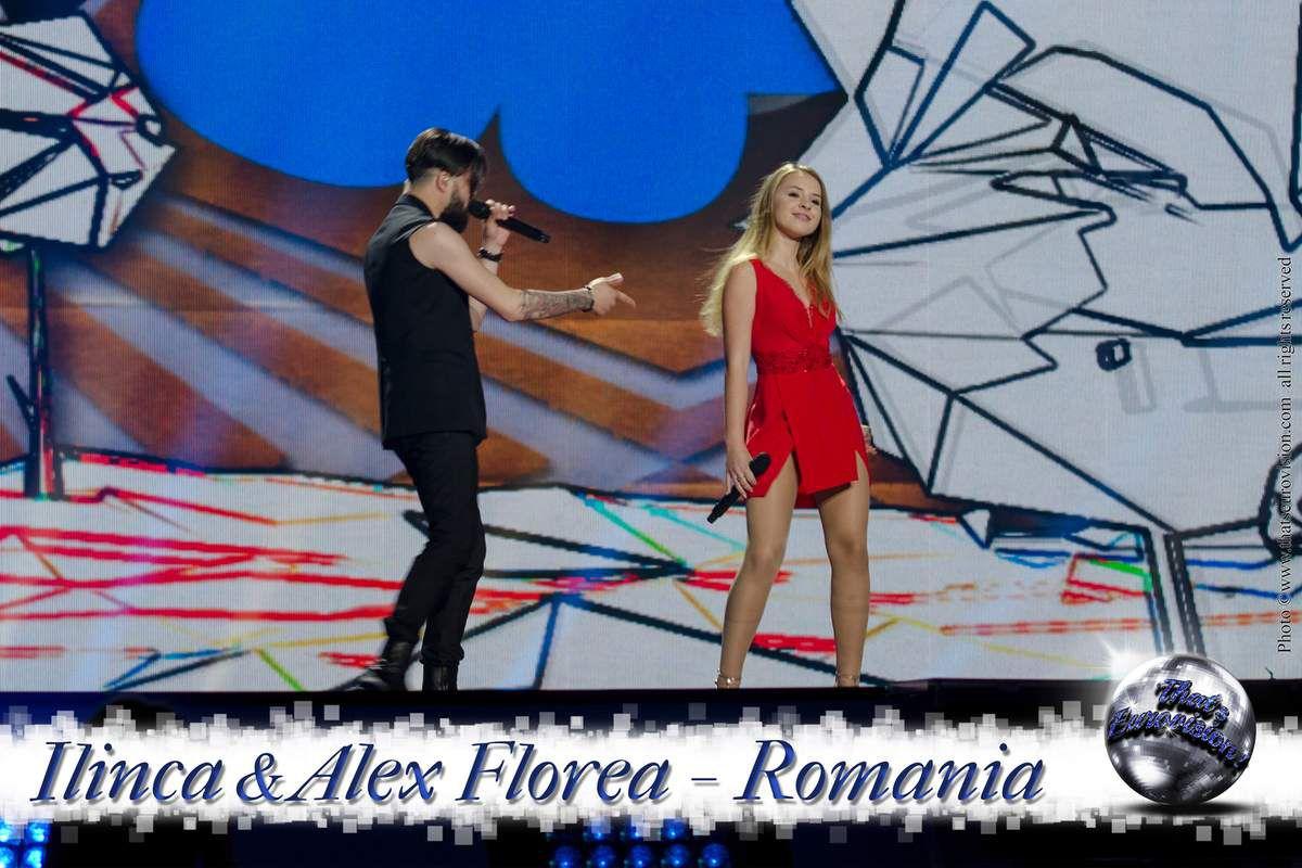 From Kiev with Love - Ilinca and Alex Florea - Romania