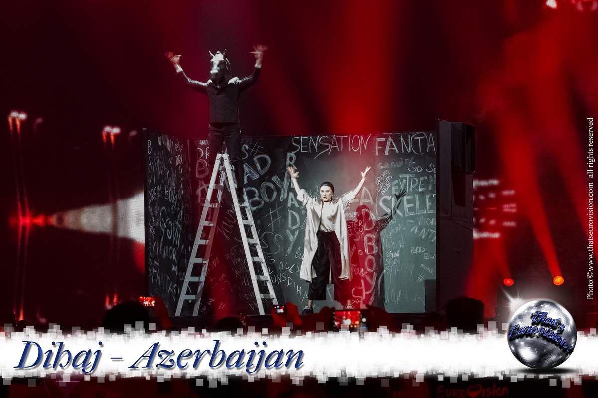 From Kiev with Love - Dihaj - Azerbaijan