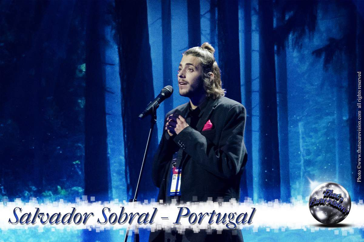With Love From Kiev - Salvador Sobral - Portugal