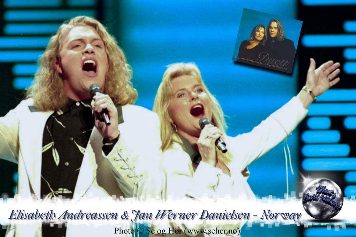 Elisabeth Andreassen and Jan Werner Danielsen - Duett (Norway)