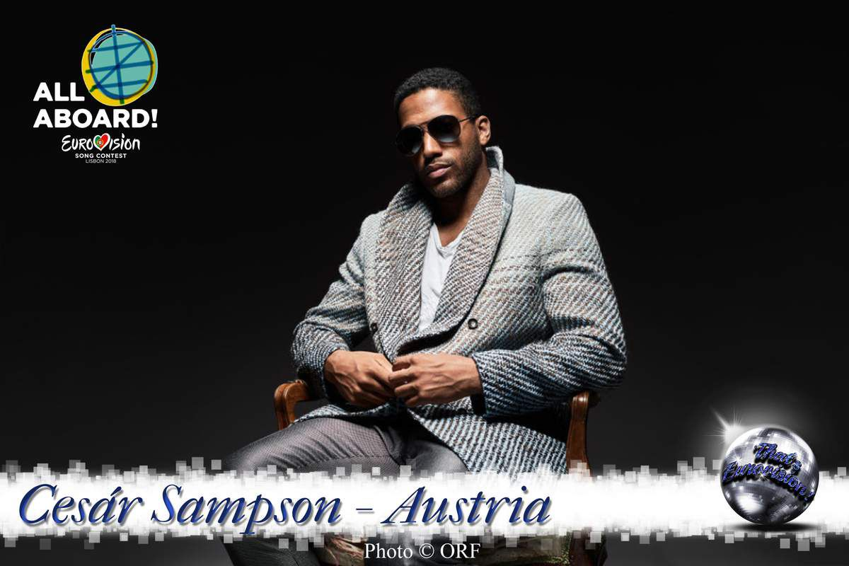 Austria 2018 - Cesár Sampson
