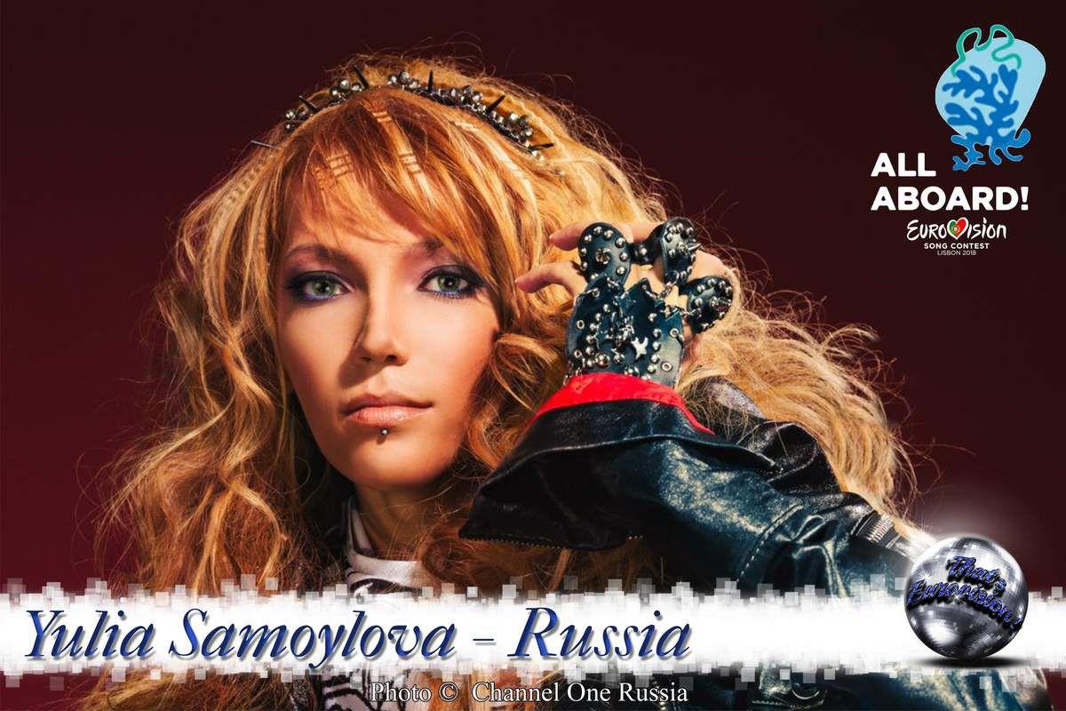 Russia 2018 - Yulia Samoylova