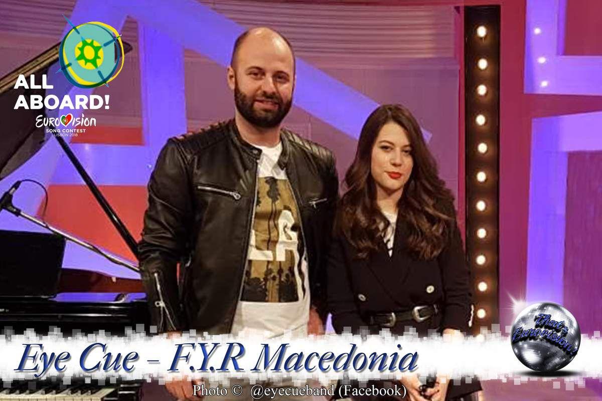 F.Y.R. Macedonia 2018 - Eye Cue