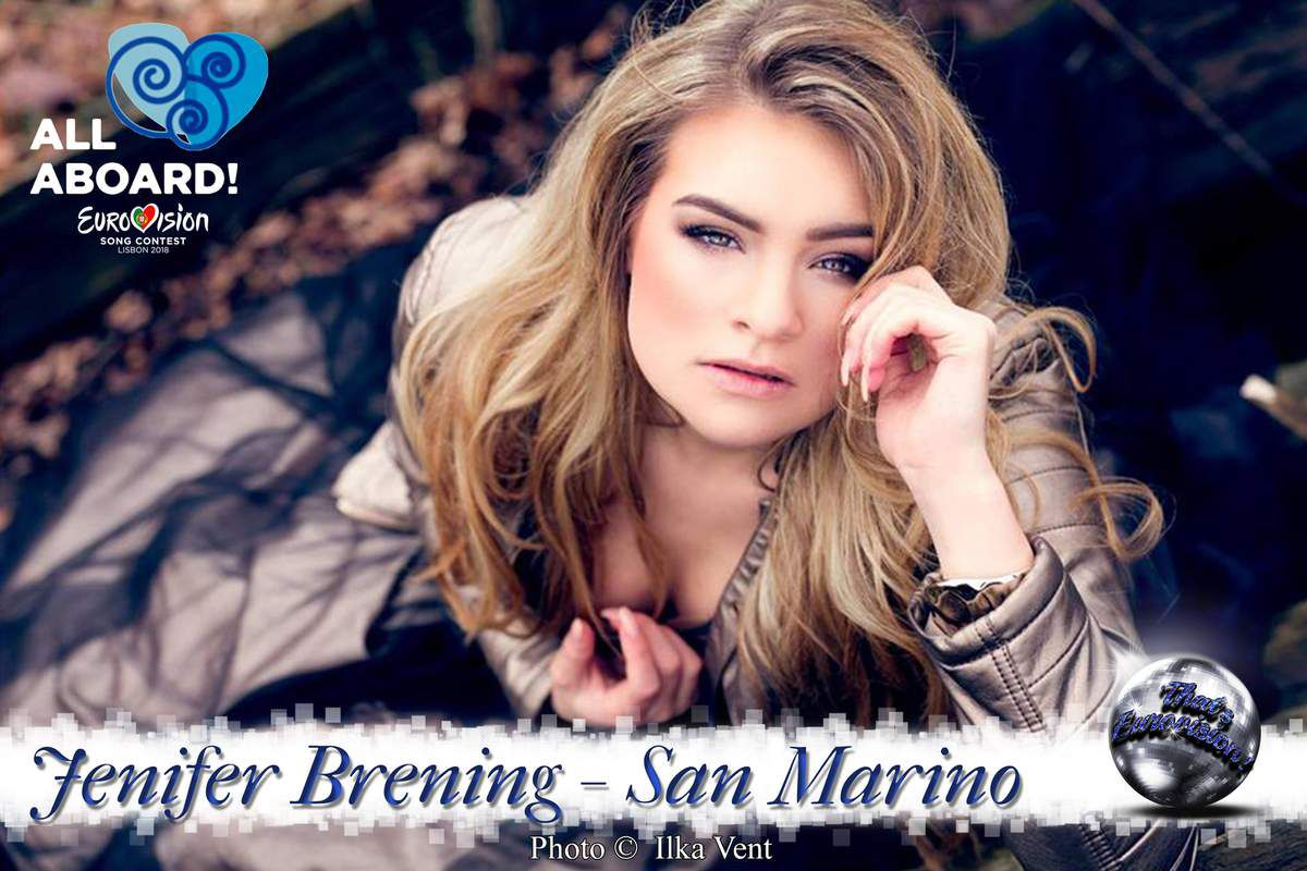San Marino 2018 - Jessika feat. Jenifer Brening