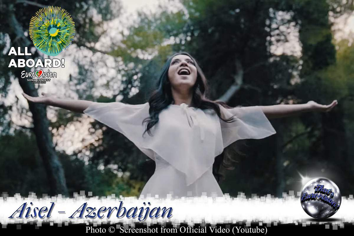 Azerbaijan 2018 - Aisel - X my Heart (Official Video)