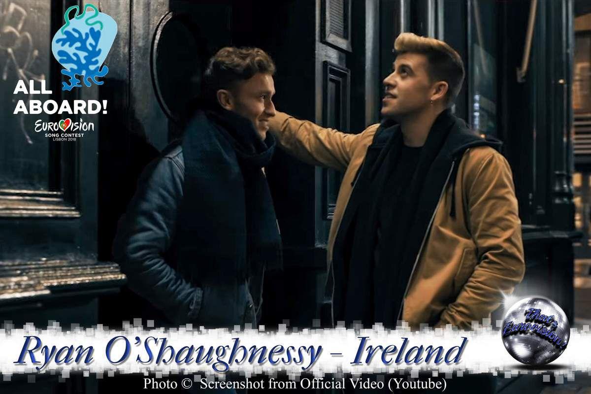 Ireland 2018 - Ryan O'Shaughnessy - Together