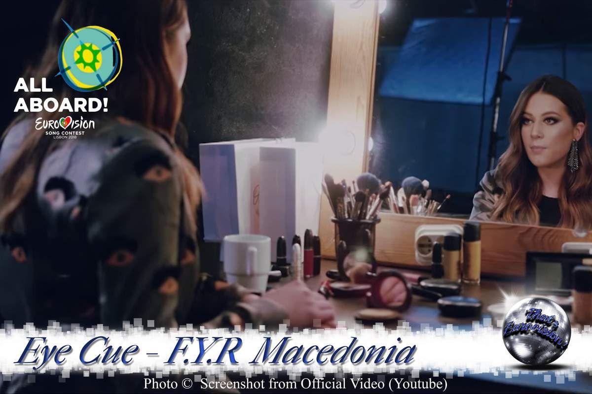F.Y.R. Macedonia 2018 - Eye Cue - Lost and Found